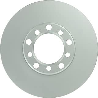 Bosch 36010945 QuietCast Premium Disc Brake Rotor For Select Mercedes-Benz 230, 240D, 280, 280C, 280CE, 280E, 300CD, 300D, 300TD; Front