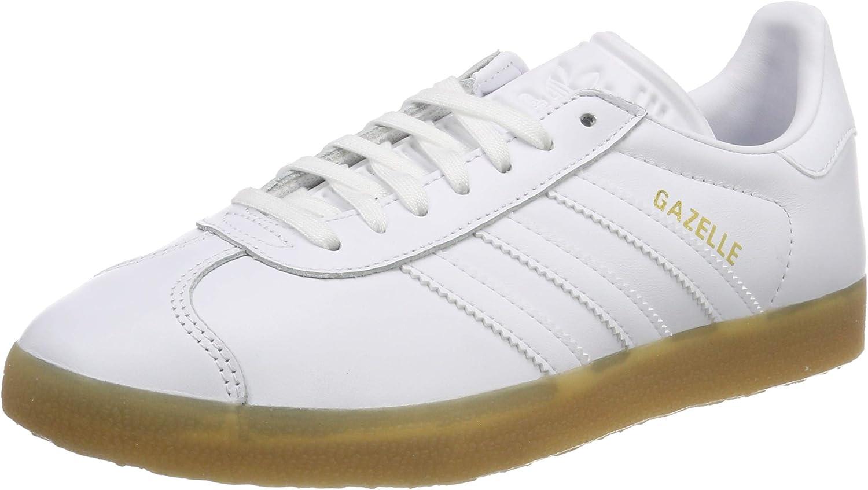 Adidas - Gazelle - color  White - Size  7.5US