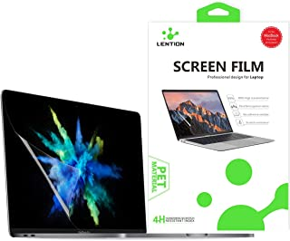 LENTION Clear Screen Protector for 2016 2017 2018 2019 2020 MacBook Pro 13-inch, Model A1706/A1708/A1989/A2159/A2289/A225...