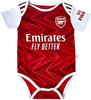 2021 Fashion FC Season Team Logo Baby Bodysuits