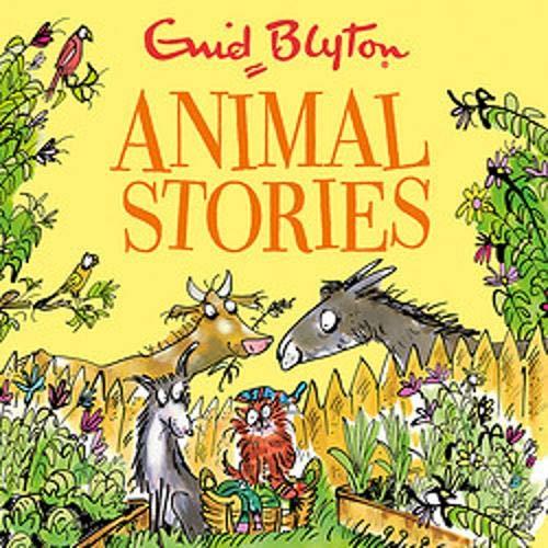 Animal Stories cover art