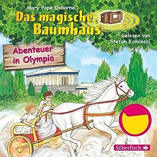 Abenteuer in Olympia (Das magische Baumhaus 19) Titelbild