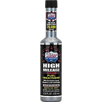 Lucas Oil 10977 HIGH Mileage Fuel TREATME