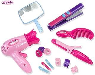 american girl doll hair care kit