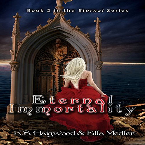 Eternal Immortality     Eternal Island, Book 2              Written by:                                                                                                                                 K. S. Haigwood,                                                                                        Ella Medler                               Narrated by:                                                                                                                                 Hollie Jackson                      Length: 11 hrs and 39 mins     Not rated yet     Overall 0.0