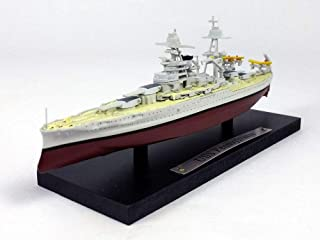 USS Pennsylvania (BB-38) Battleship 1/1250 Scale Diecast Metal Model Ship