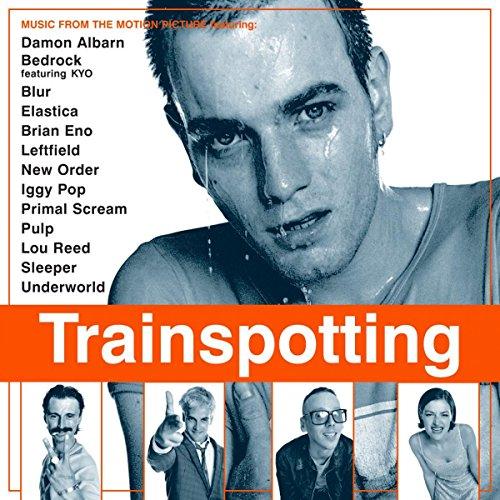Trainspotting (trilha sonora original da imagem) (vinil laranja de 2 LP)