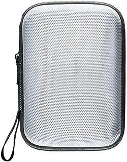 LGXJP Headphone Organizer, Mini Portable Bluetooth Headset Bag, Digital Artifact Protector Exquisite craftsmanship, high quality sound (Color : Gray-C)