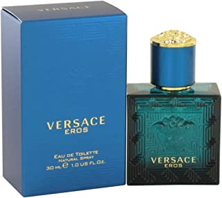 Versace Eros By Versace Edt Spray For Men 6.7 oz
