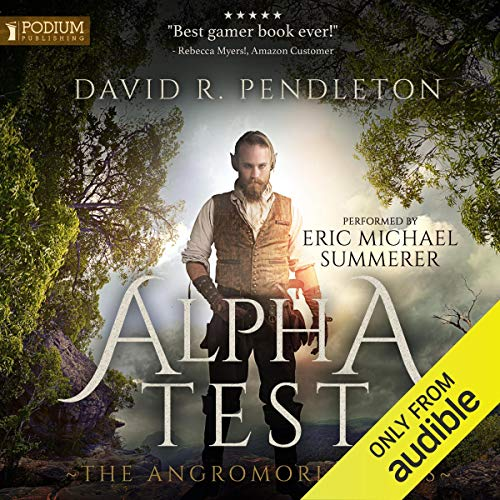 Alpha Test Audiobook By David R. Pendleton cover art