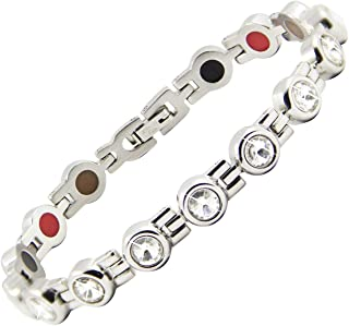 MagEnergy Arthritis Bracelet for Women Fully Adjustable Help Arthritis Pain Relief Back and Neck Pain,RSI