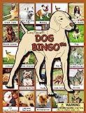 Lucy Hammett Games Dog Bingo Board Game