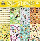 Year Round Stickers (1200+ Assorted Set)...