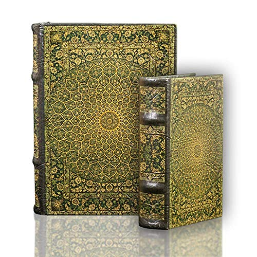 Hypnotizing Elegants - Rose Mandala Art Nouveau Psychedelic Design Book Box Set