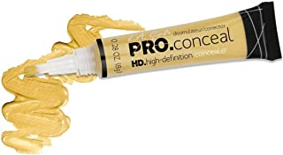 la girl pro concealer yellow undertone