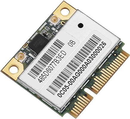 fosa ワイヤレスネットワークPCI-Eカード デュアルバンド 2.4G/5Ghz AR5BHB92 ネットワークカード 300Mbps WiFi Mini PCI-E ワイヤレスカード Windows XP, Win 7, Win 8, Win 8.1, Win 10, Linux, Macなどに対応