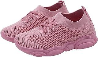 GUOCHENXY Chaussures Enfants Chaussettes Extensibles Chaussures garçons et Filles Chaussures de Sport en Grands Enfants Ch...