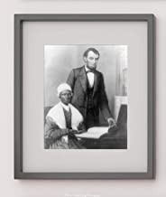 New York Map Company Abraham Lincoln Meets Sojourner Truth|Presented by Colored People of Baltimore, Executive Mansion, Washington, D.C, Oct. 29, 1864