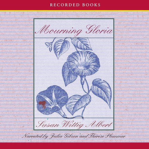 Mourning Gloria audiobook cover art