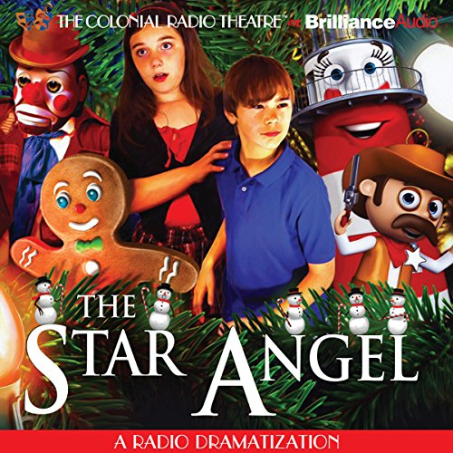 The Star Angel audiobook cover art