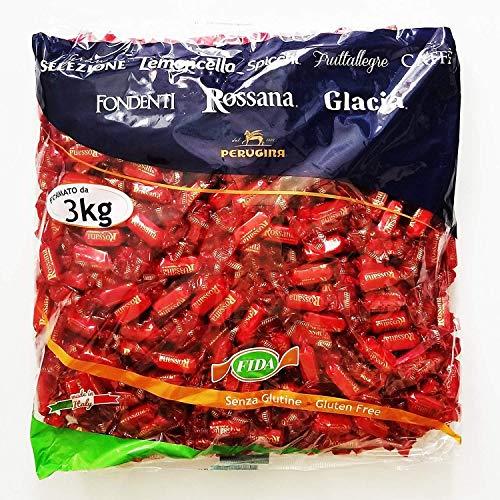 Perugina Rossana Premium Bulk Hard Candy, 6.6lb Bag