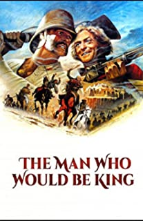 The Man Who Would be King Illustrated