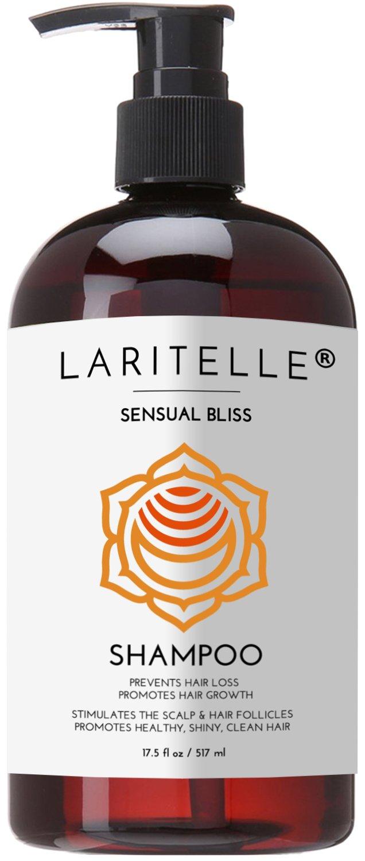 Laritelle Organic Shampoo Sensual Bliss 17.5 oz