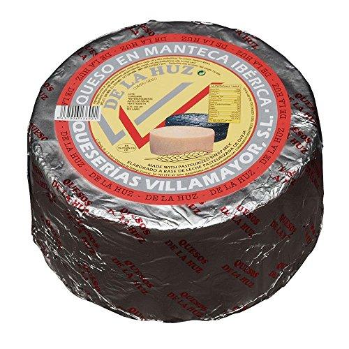 De La Huz Queso Gourmet en Manteca, Leche Pasteurizada Grande - 3250 gr