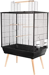 Zolux Bird Cage, Black