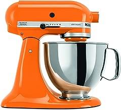 KitchenAid RRK150TG  5 Qt. Artisan Series - Tangerine (Renewed)