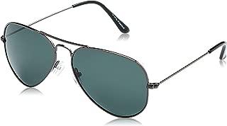 TFL Aviator Sunglasses for Women - Black Lens, 201284-C1