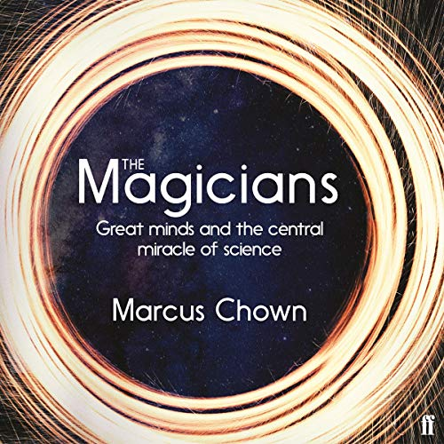 The Magicians cover art