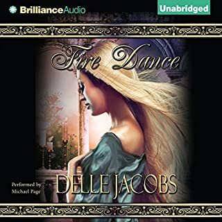 Fire Dance audiobook cover art