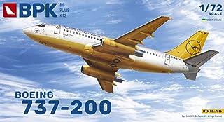 ビッグプレーン 1/72 ボーイング737-200 ルフトハンザ航空 プラモデル BP7206