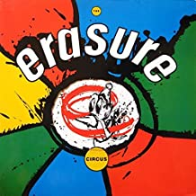 Erasure - The Circus / Wonderland - Mute - INT 156.801