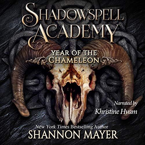Shadowspell Academy cover art