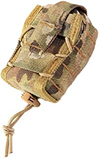 High Speed Gear MOLLE Mounted Handcuff Taco Pouch   Universal Handcuff Holster Fits Chain and Hinged Cuffs