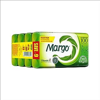 Margo, Original Neem Soap 75g X 4, 300 gram