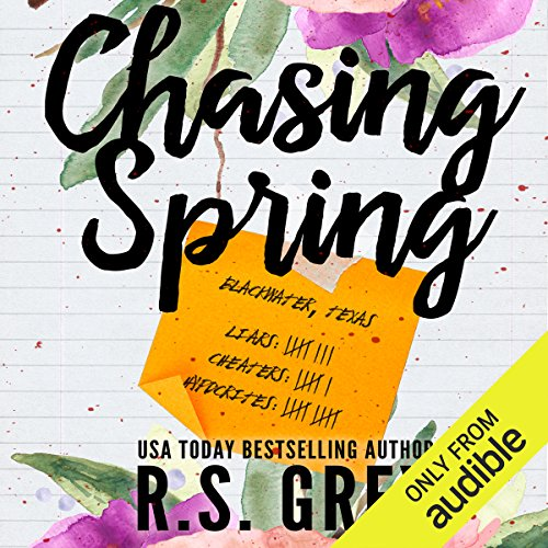 Chasing Spring audiobook cover art