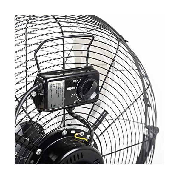 D4P-Display4top-18-Plata-3-Velocidades-Ventilador-de-Suelo-Ideal-para-gimnasios-hogares-oficinas-o-bodegas-e-industriales95W