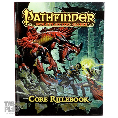 Price comparison product image Pathfinder roleplaying game core rulebook