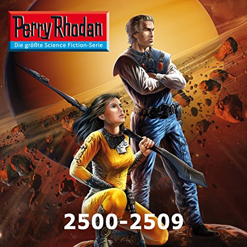 Perry Rhodan, Sammelband 11 audiobook cover art