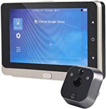 $98 » Abkm 5.0 Inches OLED Display Color Screen Doorbell Viewer Digital Door, Spectrum Display New - Lg Inches, LCD Display, Tv Inches, Tv LCD Screen Replacement, Led Screen, Smart Tv Lg