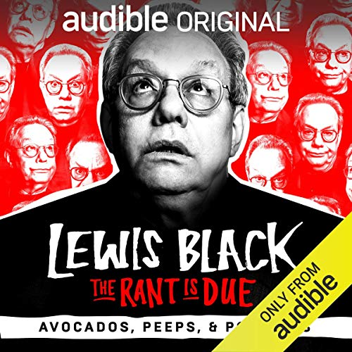 Ep. 6: Avocados, Peeps, and Potatoes (Charlotte) (The Rant is Due) audiobook cover art