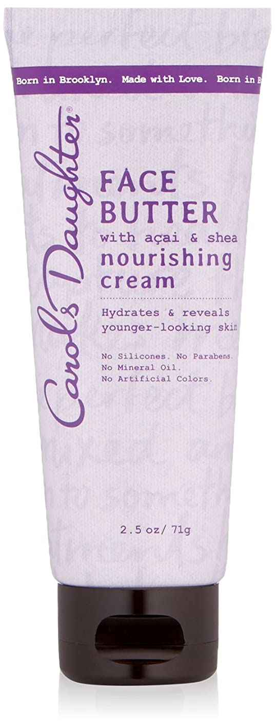 メリーバースすぐにキャロルズドーター Face Butter Nourishing Cream 71g/2.5oz並行輸入品