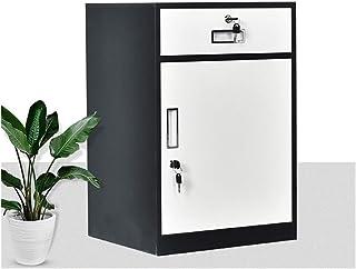 BENOHAOH Verrouillage de fichiers Armoire Armoire Épaissie Data Stockage Cabinet Armoire Maison Chambre à Coucher Bureau d...