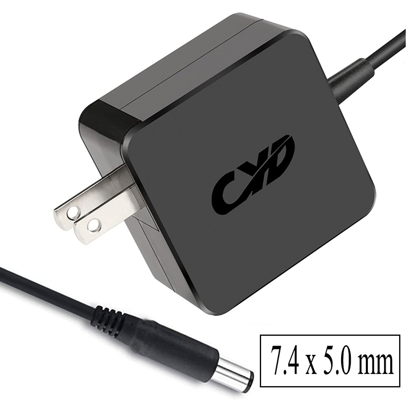 CYD 45w powerfast-Replacement for Laptop Charger hp Pavilion g4 g6 g7 m6 dm4 dv4 dv5 dv6 dv7 g60 g61 g72 elitebook 2540p 2560p 2570p 2730p 2740p 2760p 6930p 8440p