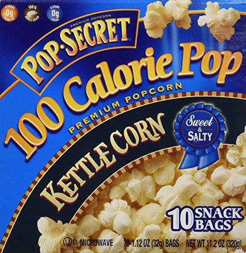 100 calorie popcorn kettle corn - 4