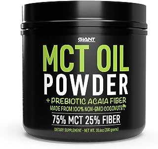 mct oil powder vs exogenous ketones