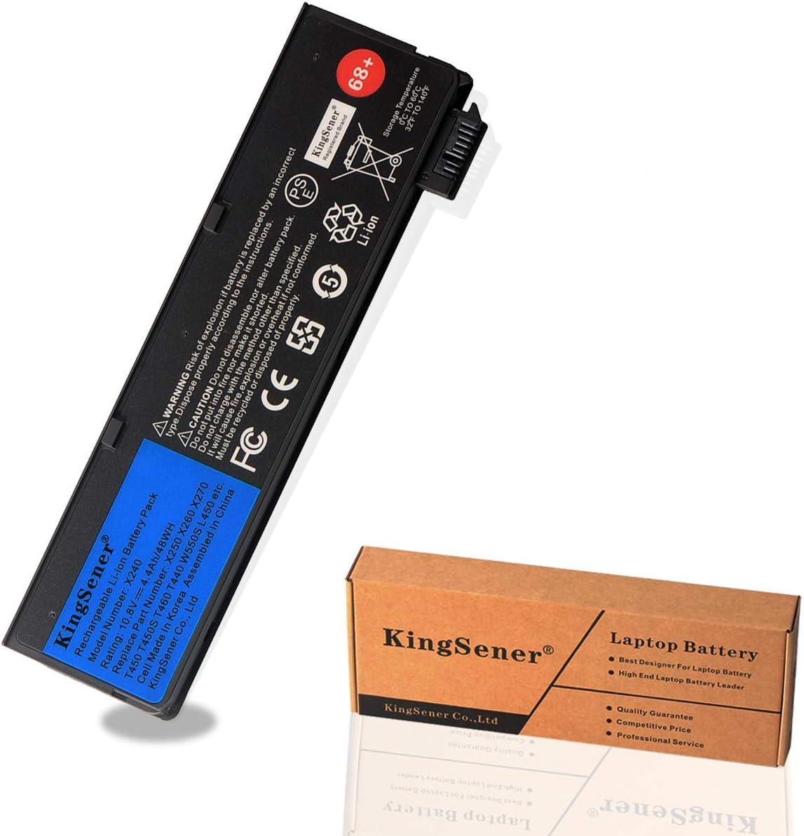 Charlotte Mall KingSener 45N1125 45N1126 45N1127 45N1136 compati Gorgeous Laptop Battery